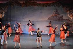 2017.11.07. - A hattyúk tava (Szentpétervári Balett)