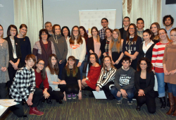 2018.02.01. - Youth is On – konferencia a nők jogairól