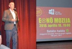 2018.04.18. - E®NŐ mozija