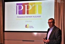 2018.09.25. - Pedagógus Partneri Találkozó