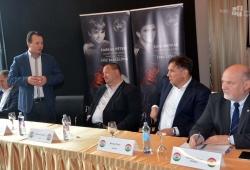 2019.05.22. - A Magyar Birkózó Szövetség regionális fóruma