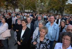 2019.10.23. - Megemlékezés az 1956-os forradalom és szabadságharc 63. évfordulóján