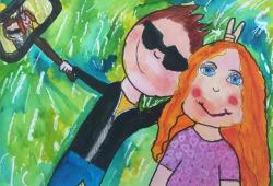 2020.05.30-31. - Gyermeknapi plakáttervező rajzverseny